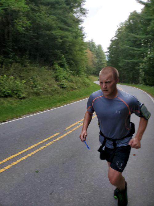 Clayton Running
