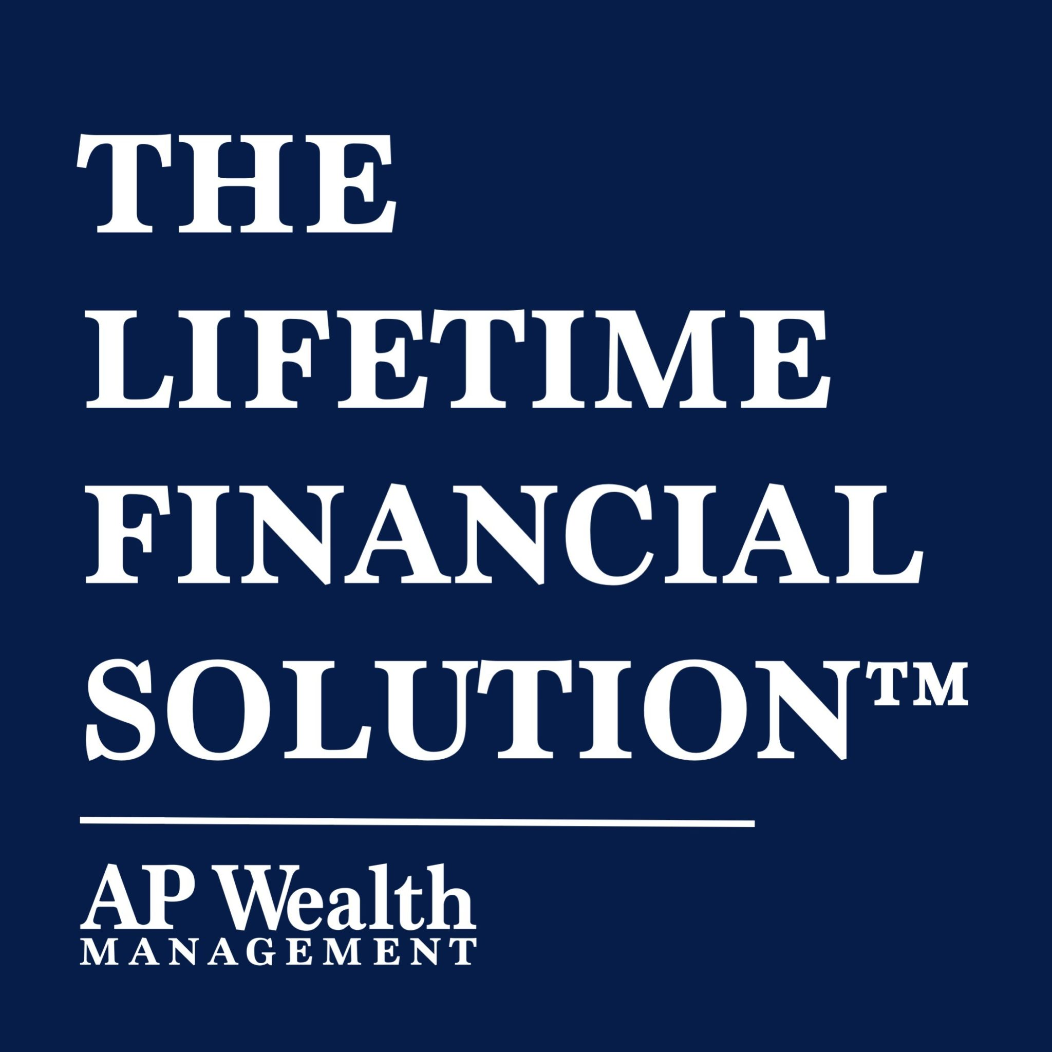 The Lifetime Financial SolutionTM Logo