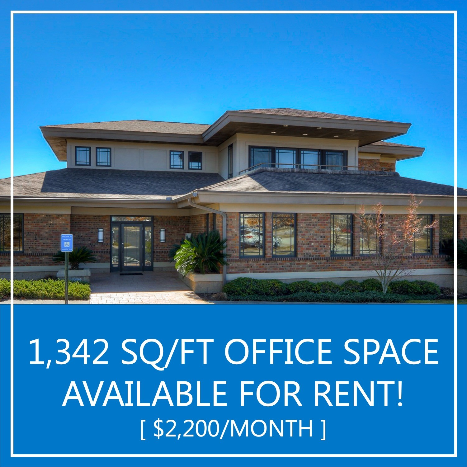 Office Space Available for Rent!