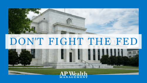 Don't Fight The Fed